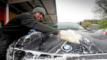 How to wash your car - header
