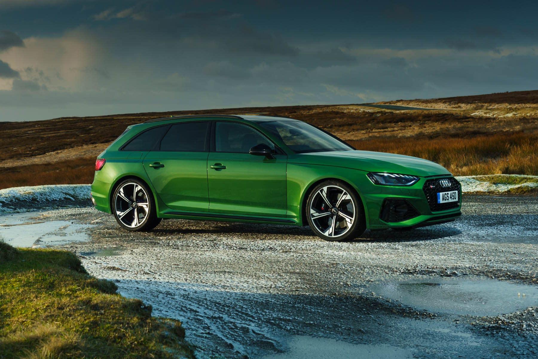Audi RS4 wagon